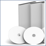 Cd's, discos y dvd's