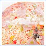 Congelados y pizzas